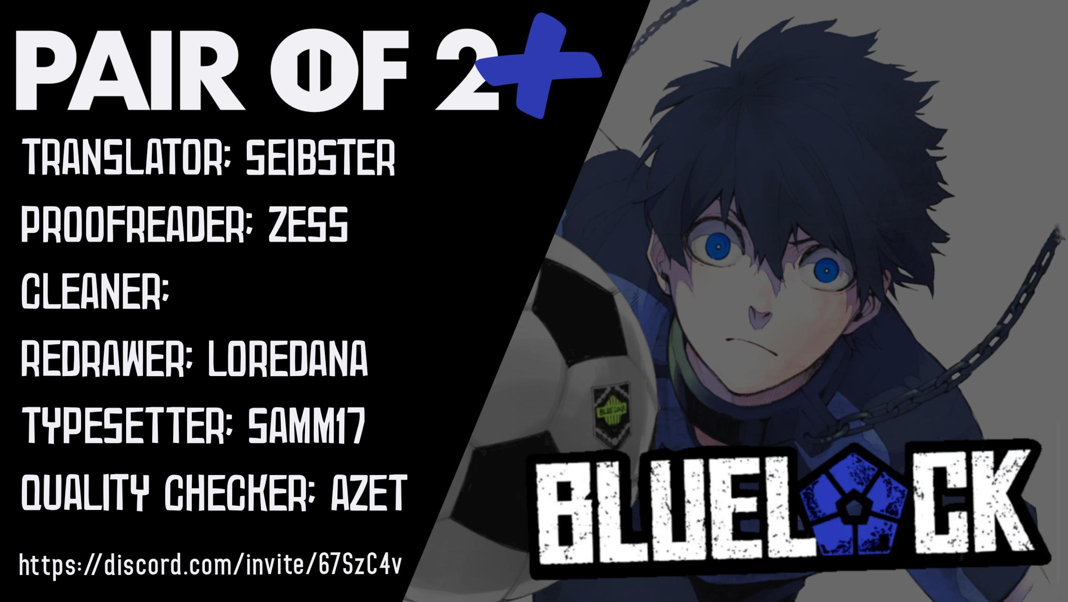 Blue Lock, Chapter 65 image 002