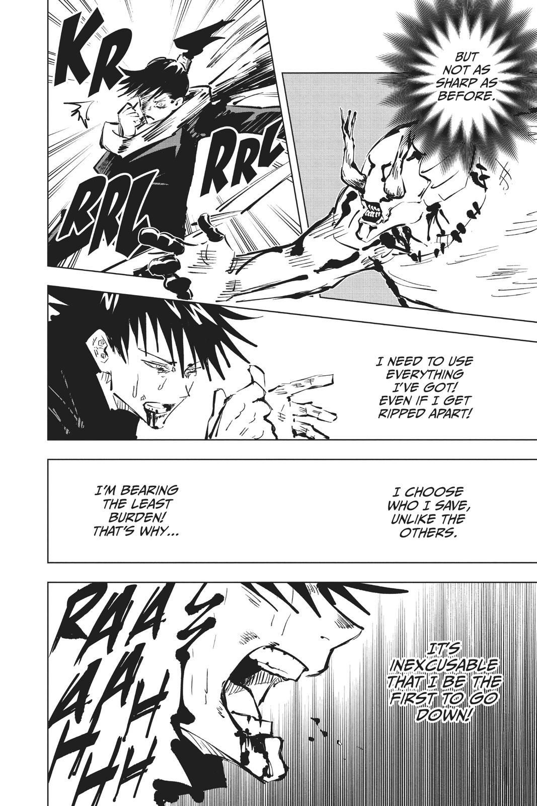Jujutsu Kaisen, Chapter 47 image 015