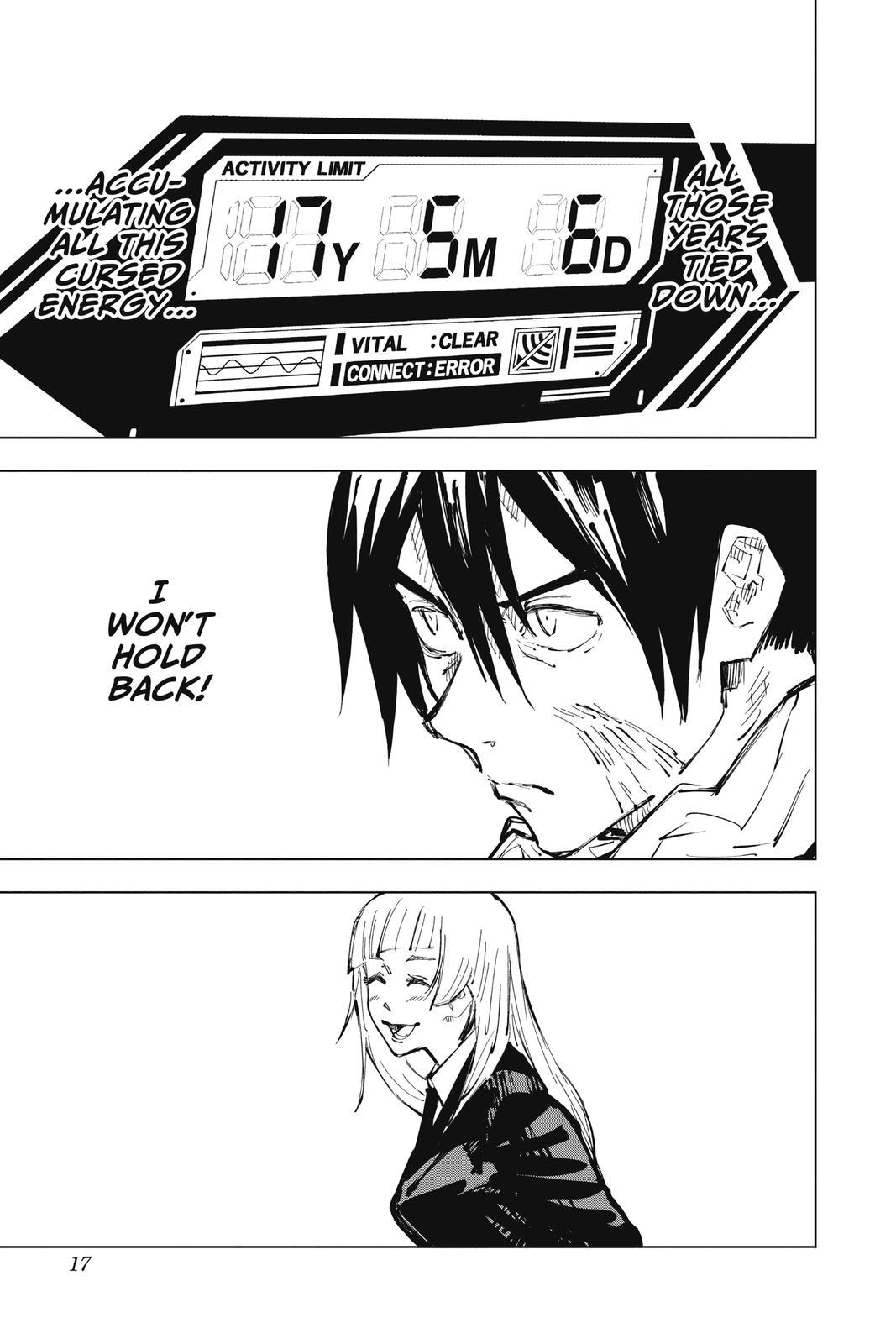 Jujutsu Kaisen, Chapter 80 image 016