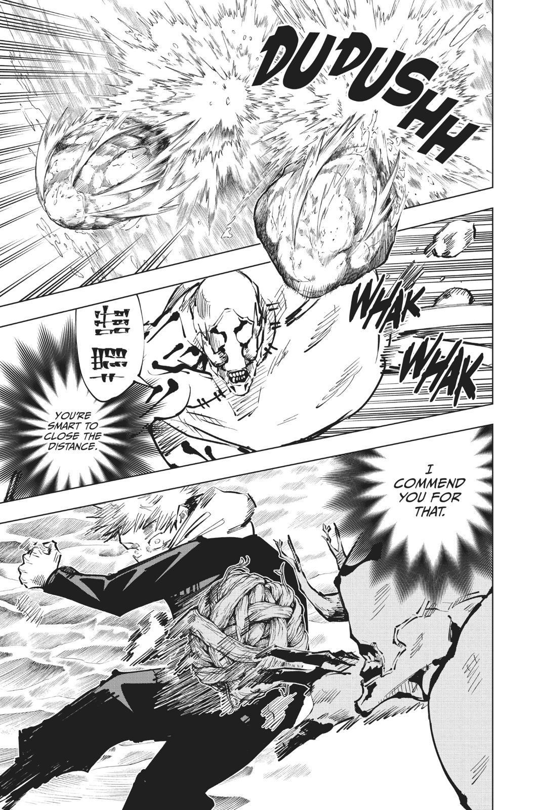 Jujutsu Kaisen, Chapter 48 image 009