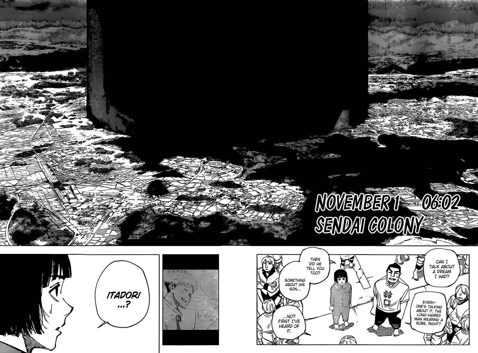 Jujutsu Kaisen, Chapter 160 image jujutsu_kaisen_160_10
