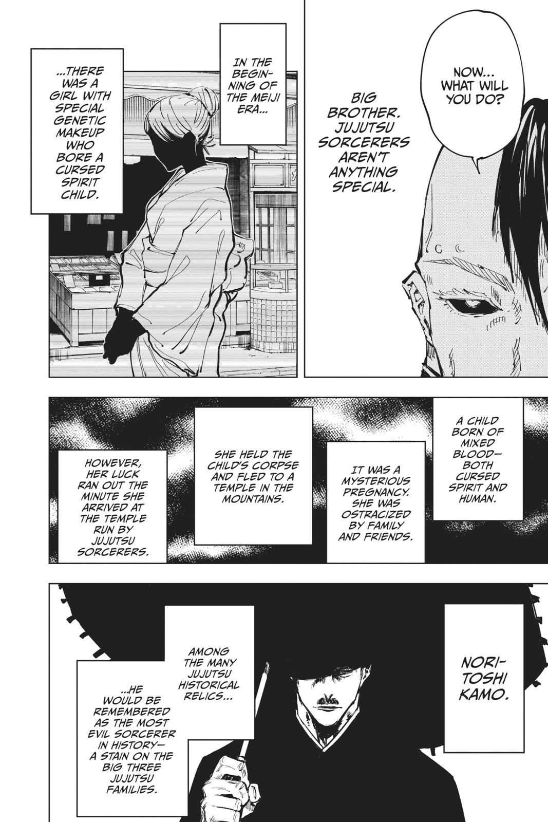 Jujutsu Kaisen, Chapter 60 image 012