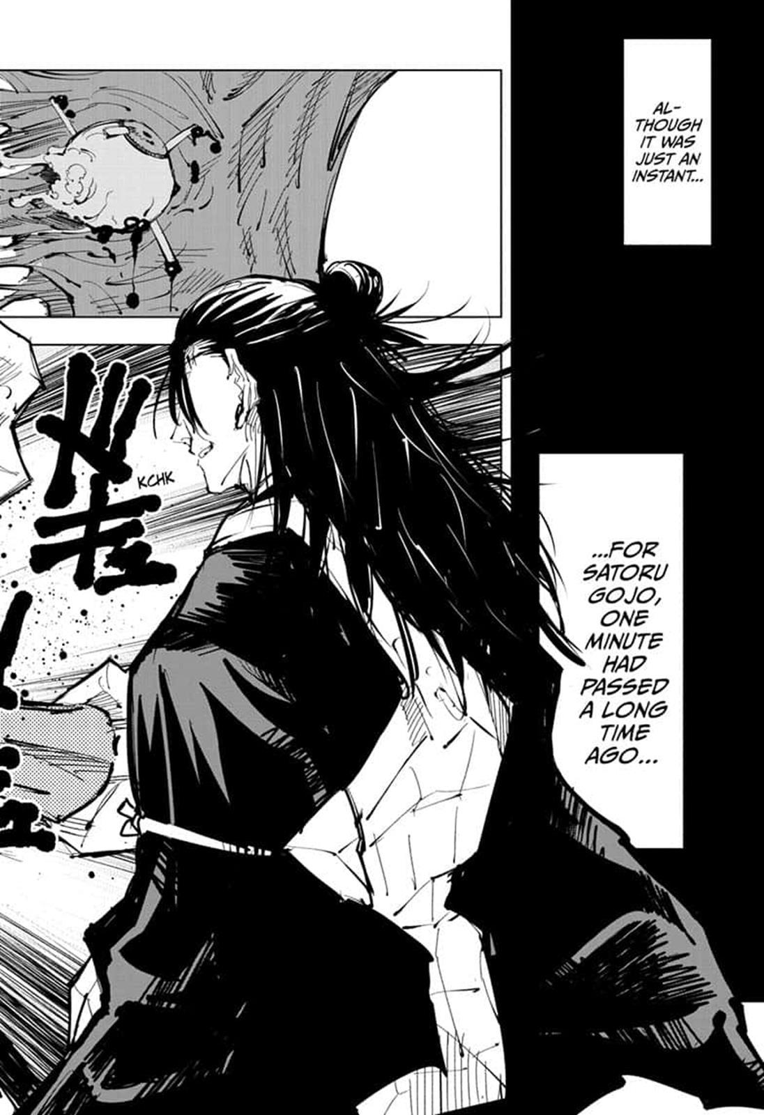 Jujutsu Kaisen, Chapter 90 image 012