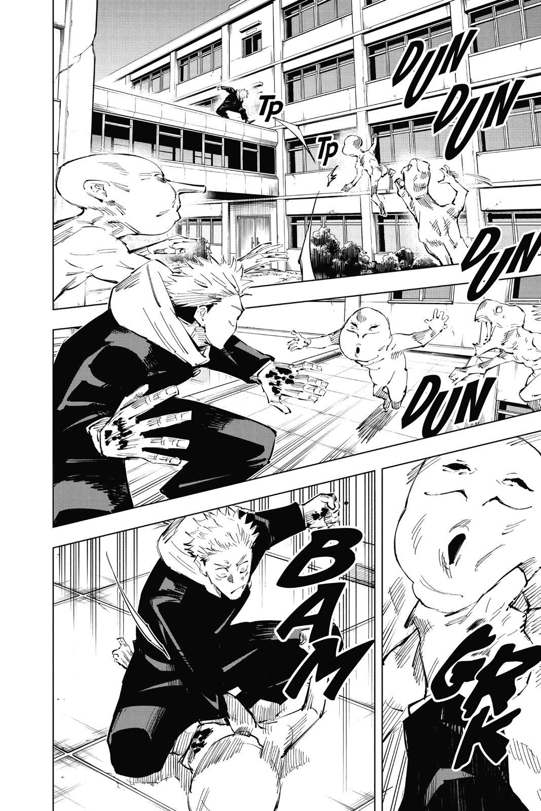 Jujutsu Kaisen, Chapter 29 image 010