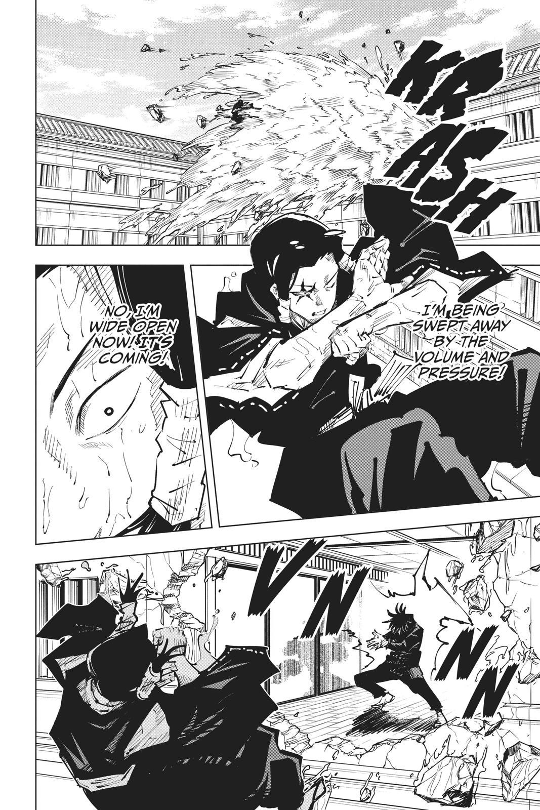 Jujutsu Kaisen, Chapter 44 image 016