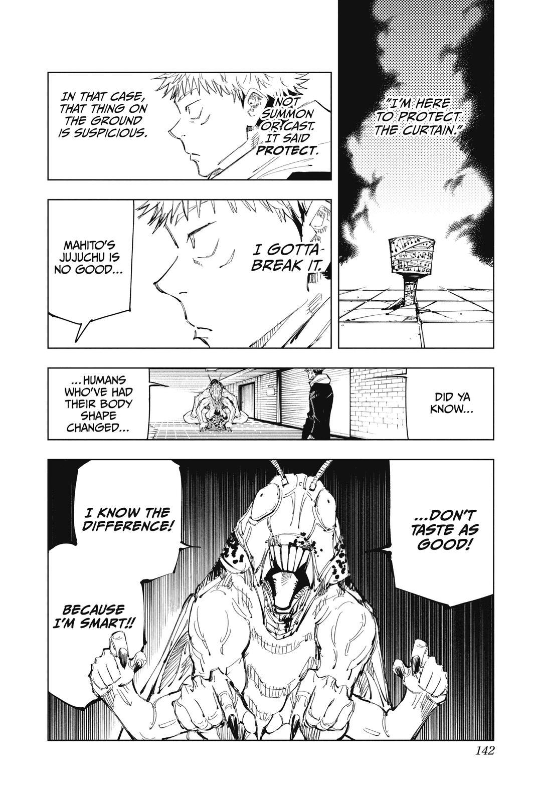 Jujutsu Kaisen, Chapter 86 image 014