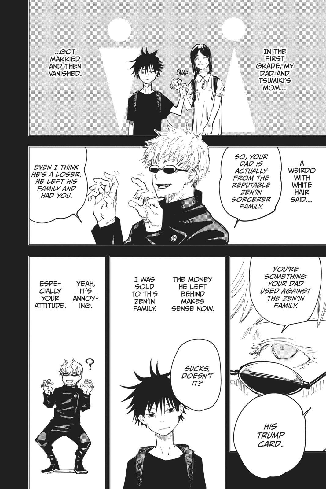 Jujutsu Kaisen, Chapter 59 image 008