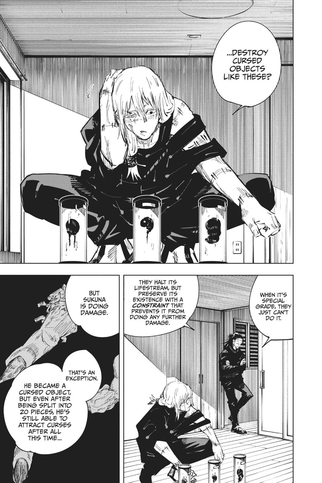 Jujutsu Kaisen, Chapter 55 image 015