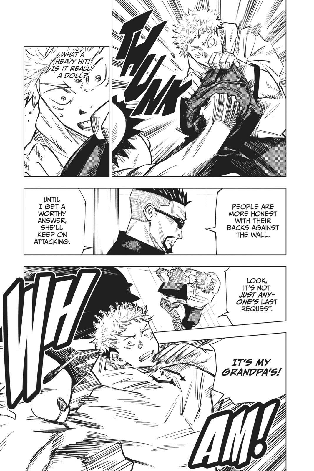 Jujutsu Kaisen, Chapter 3 image 010