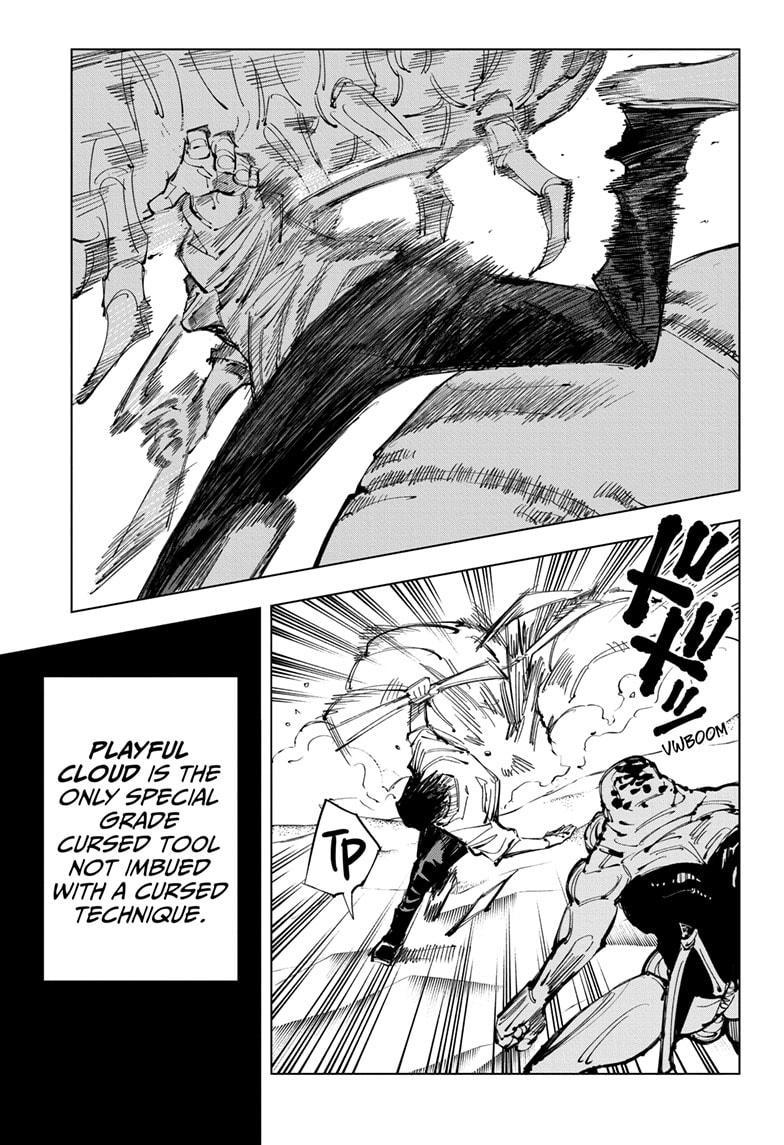 Jujutsu Kaisen, Chapter 110 image 012