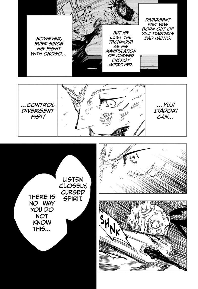 Jujutsu Kaisen, Chapter 132 image 005