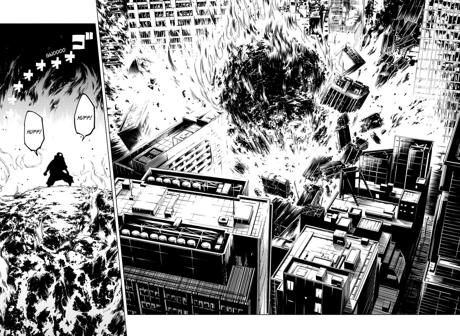 Jujutsu Kaisen, Chapter 115 image 014