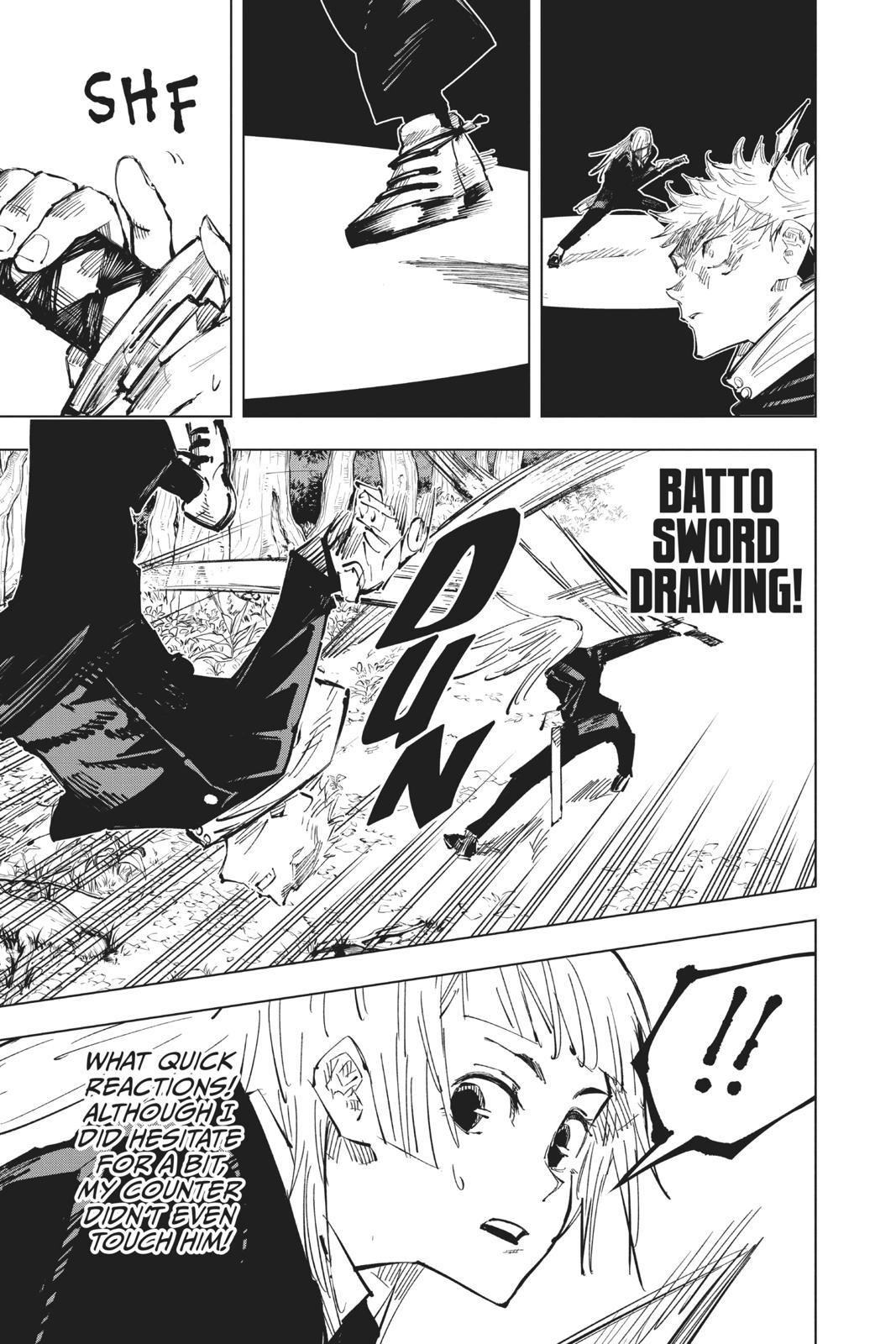 Jujutsu Kaisen, Chapter 35 image 015