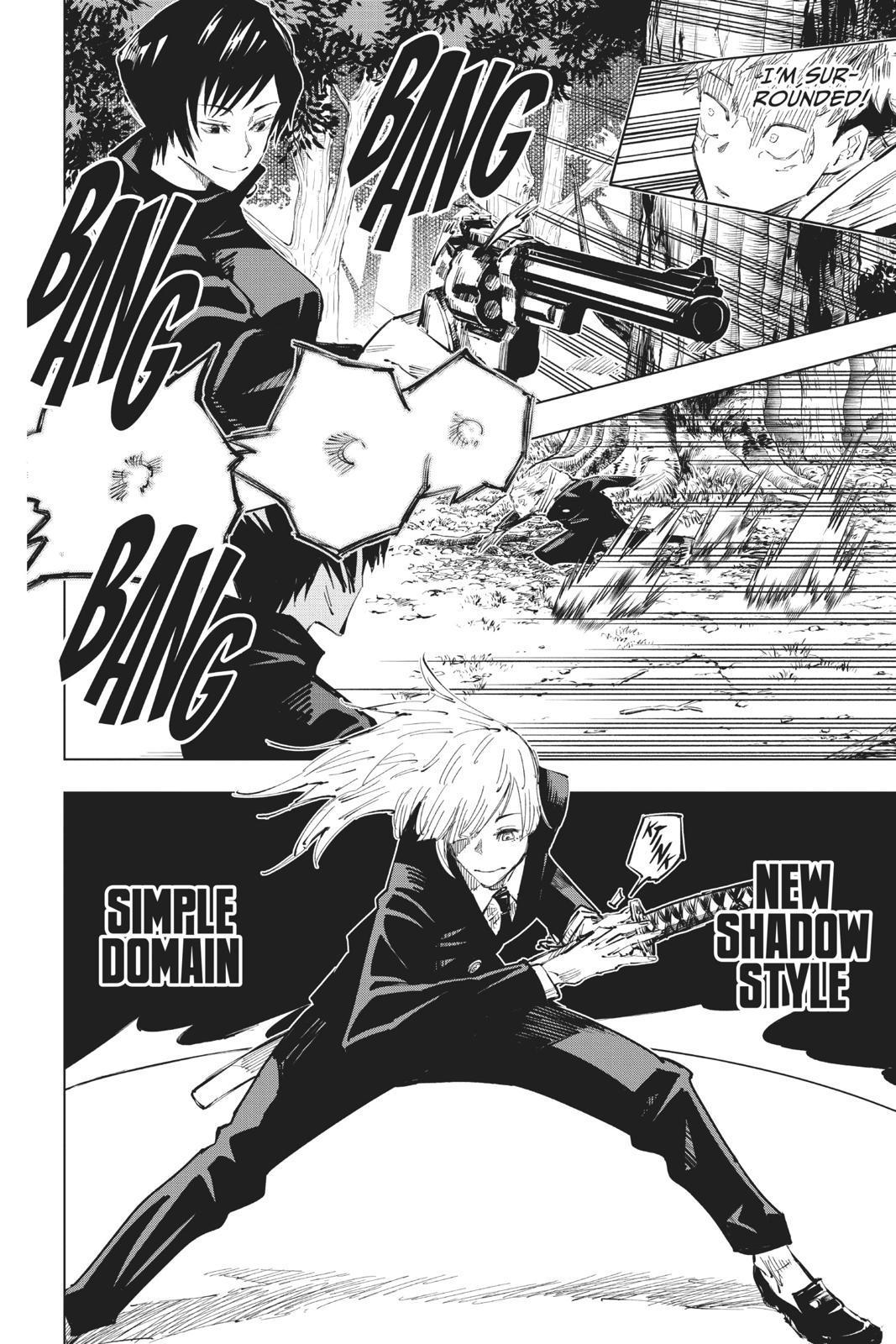 Jujutsu Kaisen, Chapter 35 image 014