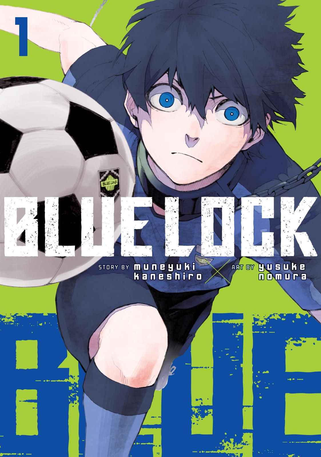 Blue Lock, Chapter 1 image 001