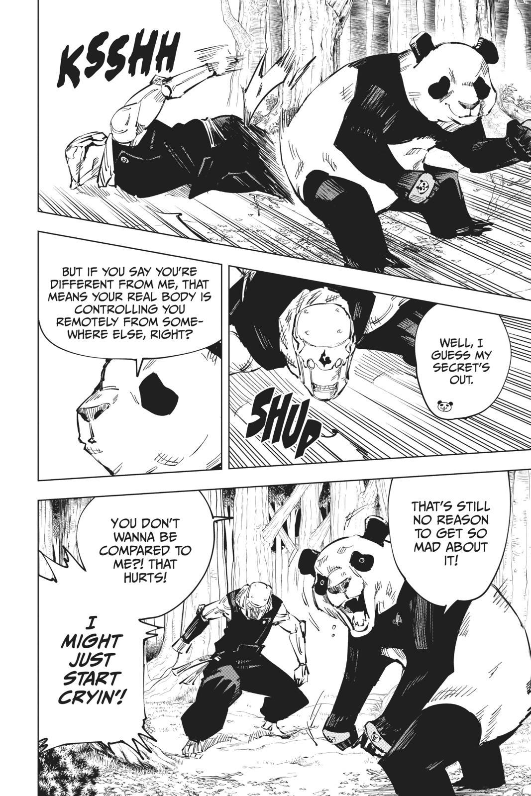 Jujutsu Kaisen, Chapter 38 image 012