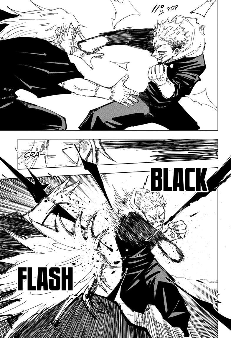 Jujutsu Kaisen, Chapter 130 image 013