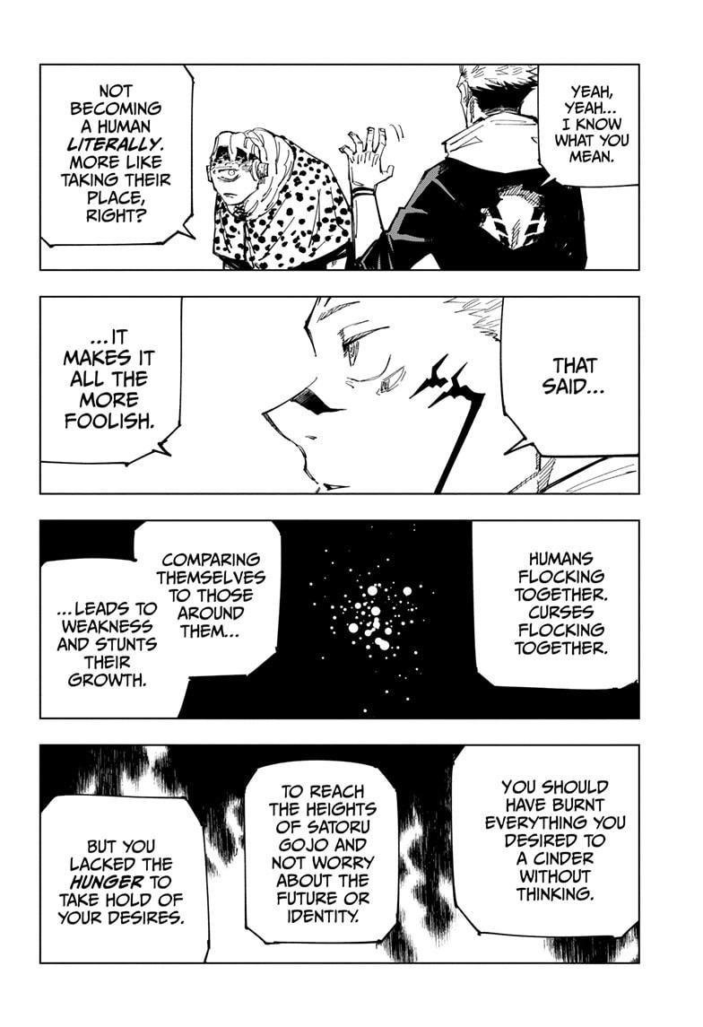 Jujutsu Kaisen, Chapter 116 image 010