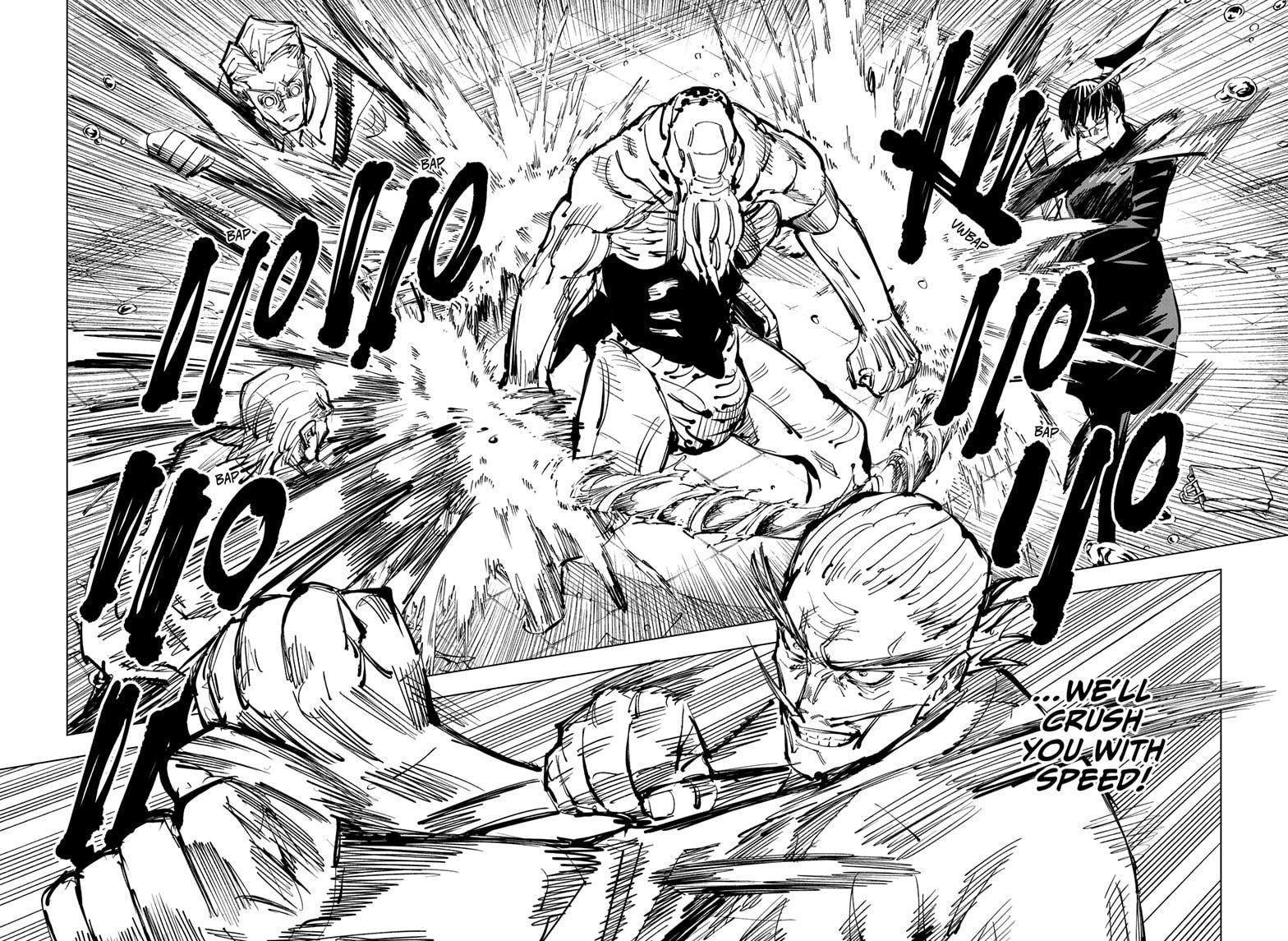 Jujutsu Kaisen, Chapter 107 image 014