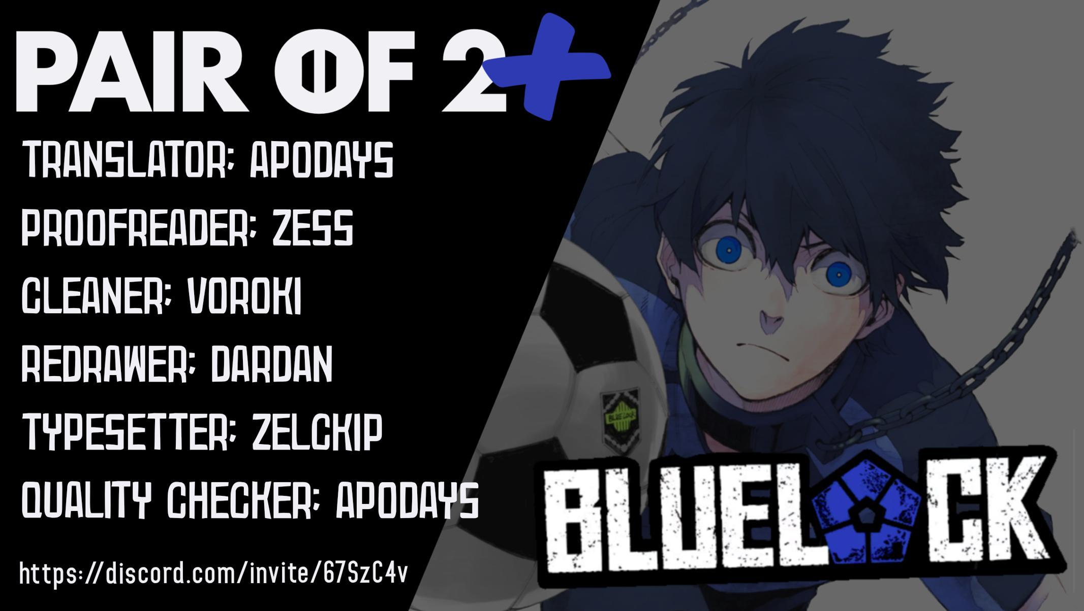 Blue Lock, Chapter 80 image 019