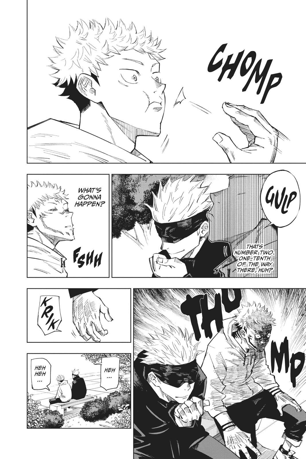 Jujutsu Kaisen, Chapter 2 image 022