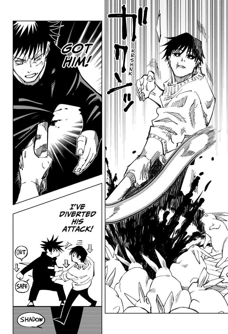 Jujutsu Kaisen, Chapter 113 image 011