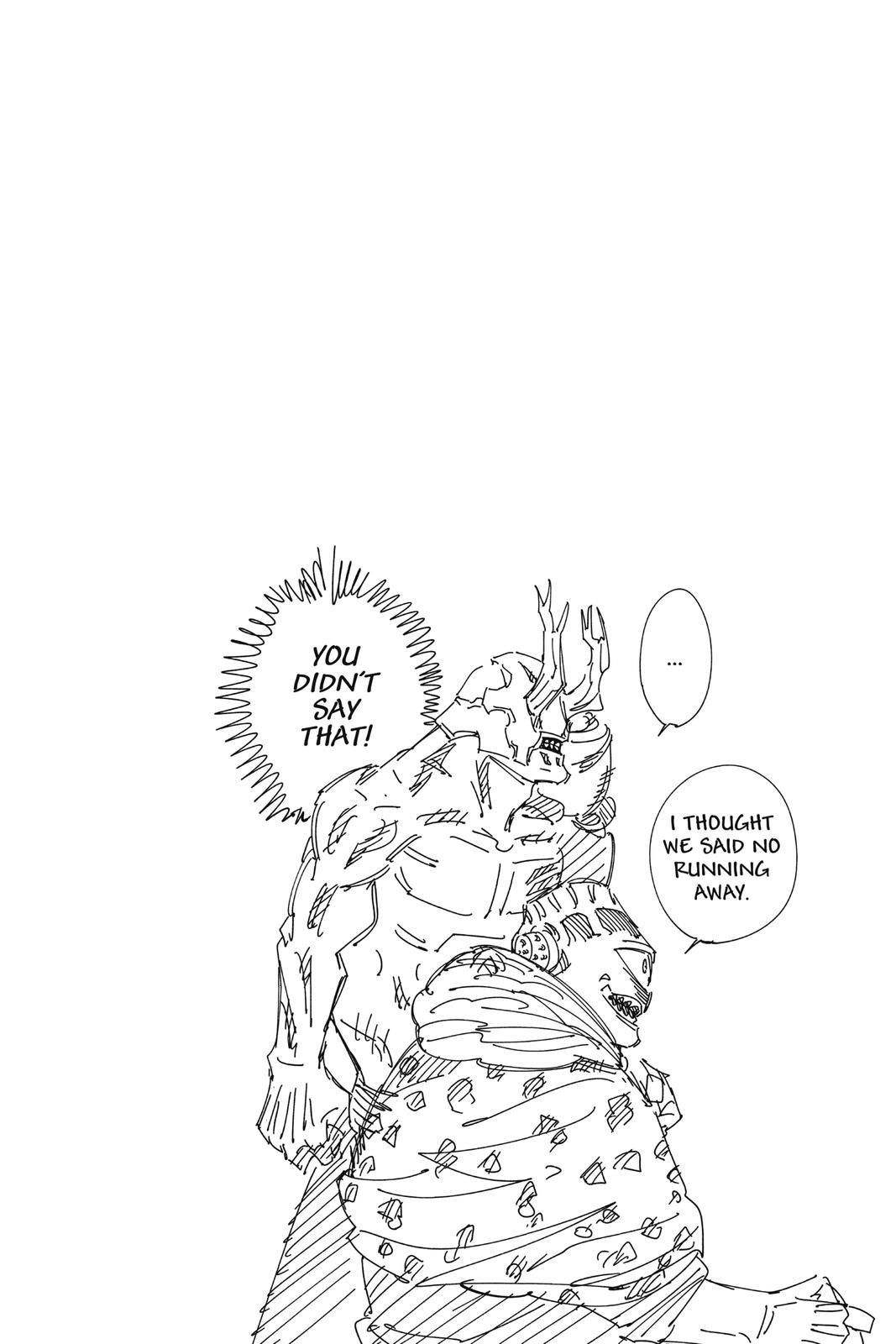 Jujutsu Kaisen, Chapter 85 image 022