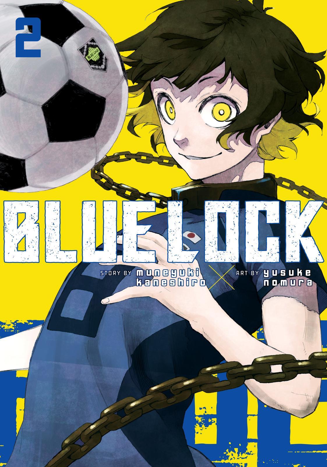 Blue Lock, Chapter 5 image 001