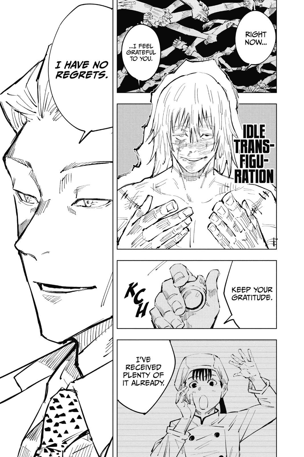 Jujutsu Kaisen, Chapter 30 image 013