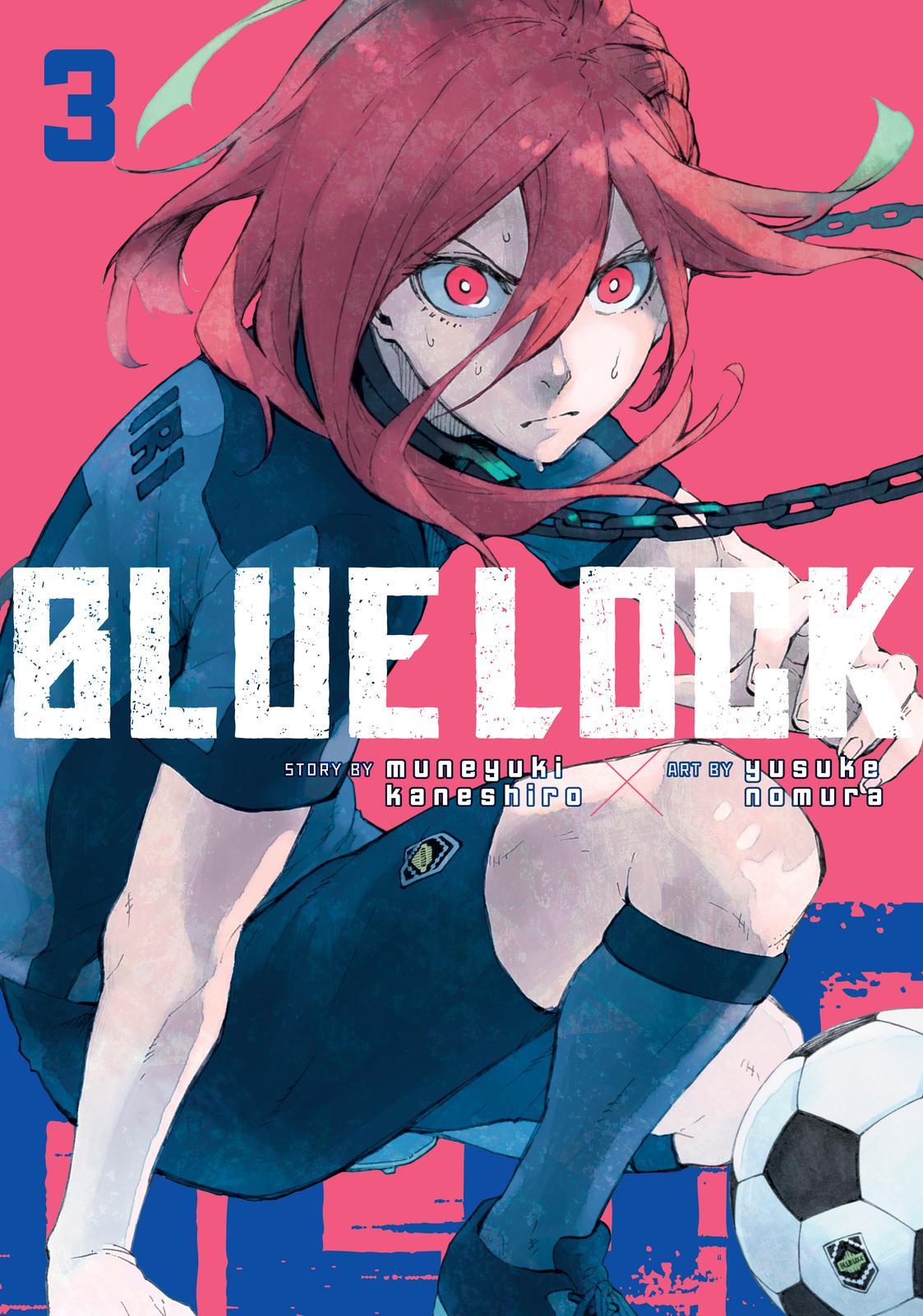 Blue Lock, Chapter 14 image 001