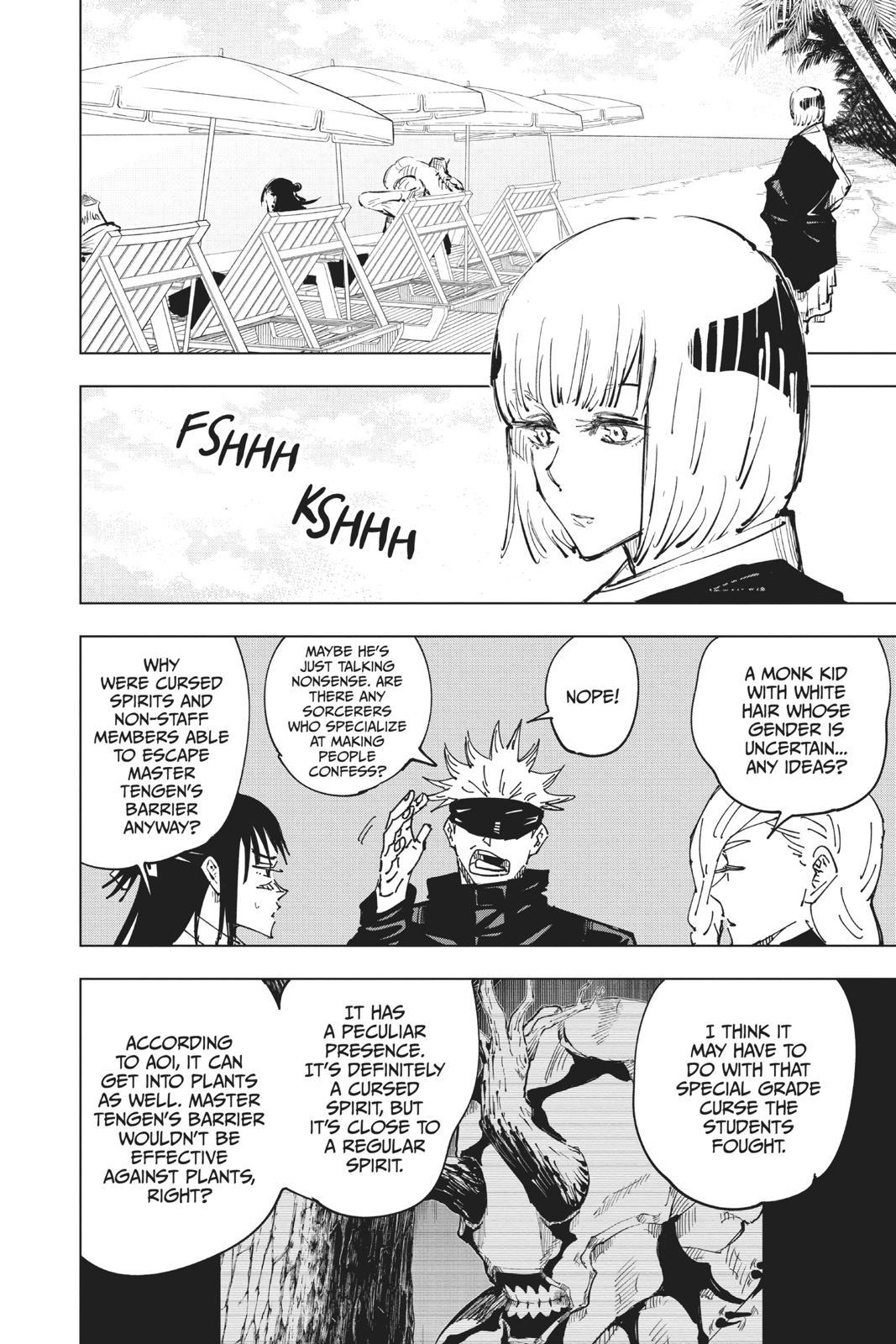 Jujutsu Kaisen, Chapter 53 image 018