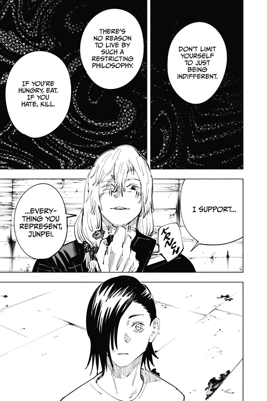 Jujutsu Kaisen, Chapter 21 image 009