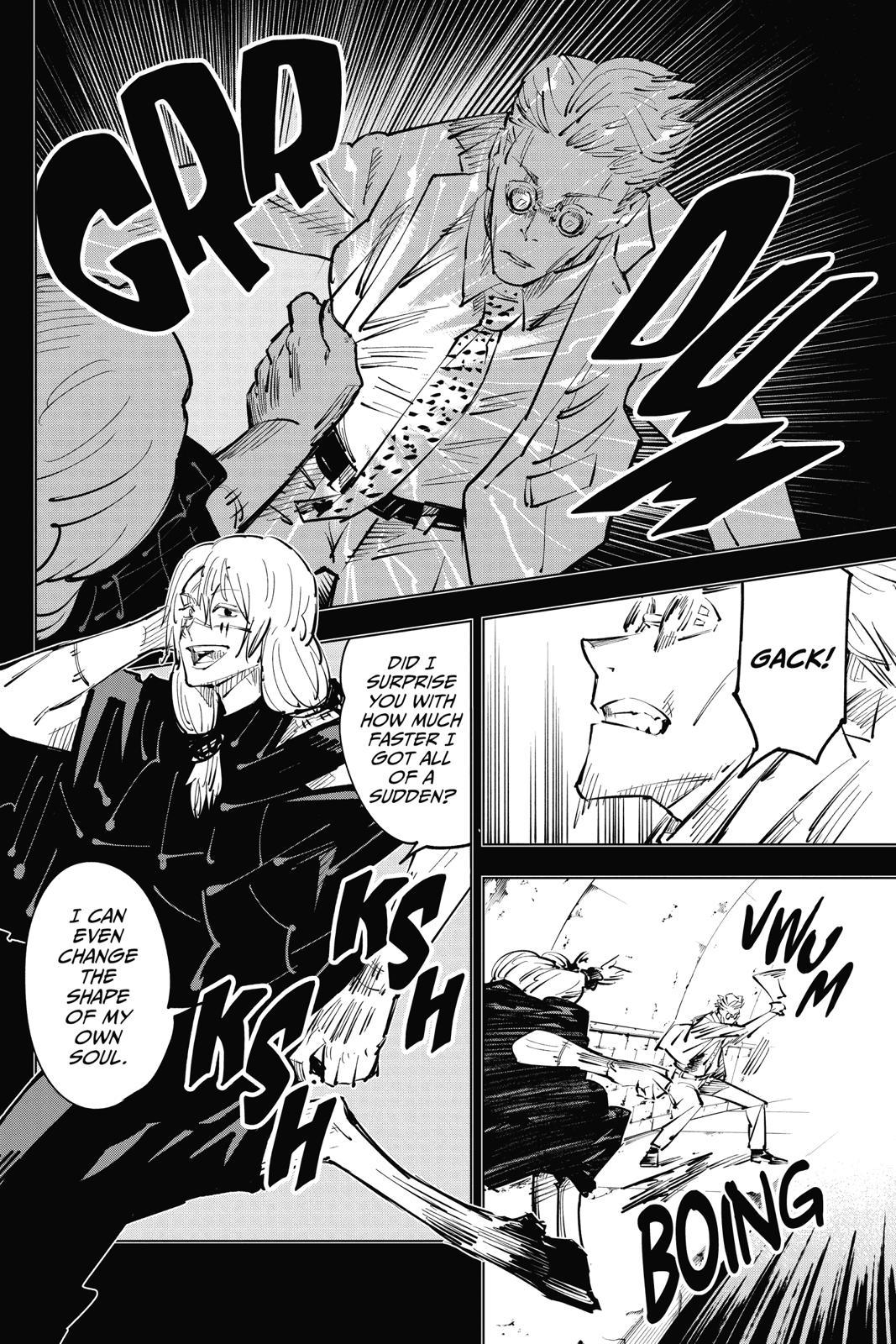 Jujutsu Kaisen, Chapter 23 image 008