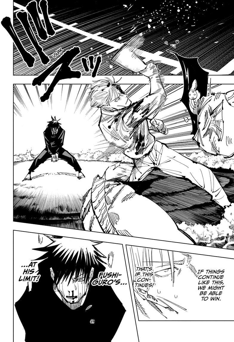 Jujutsu Kaisen, Chapter 109 image 012