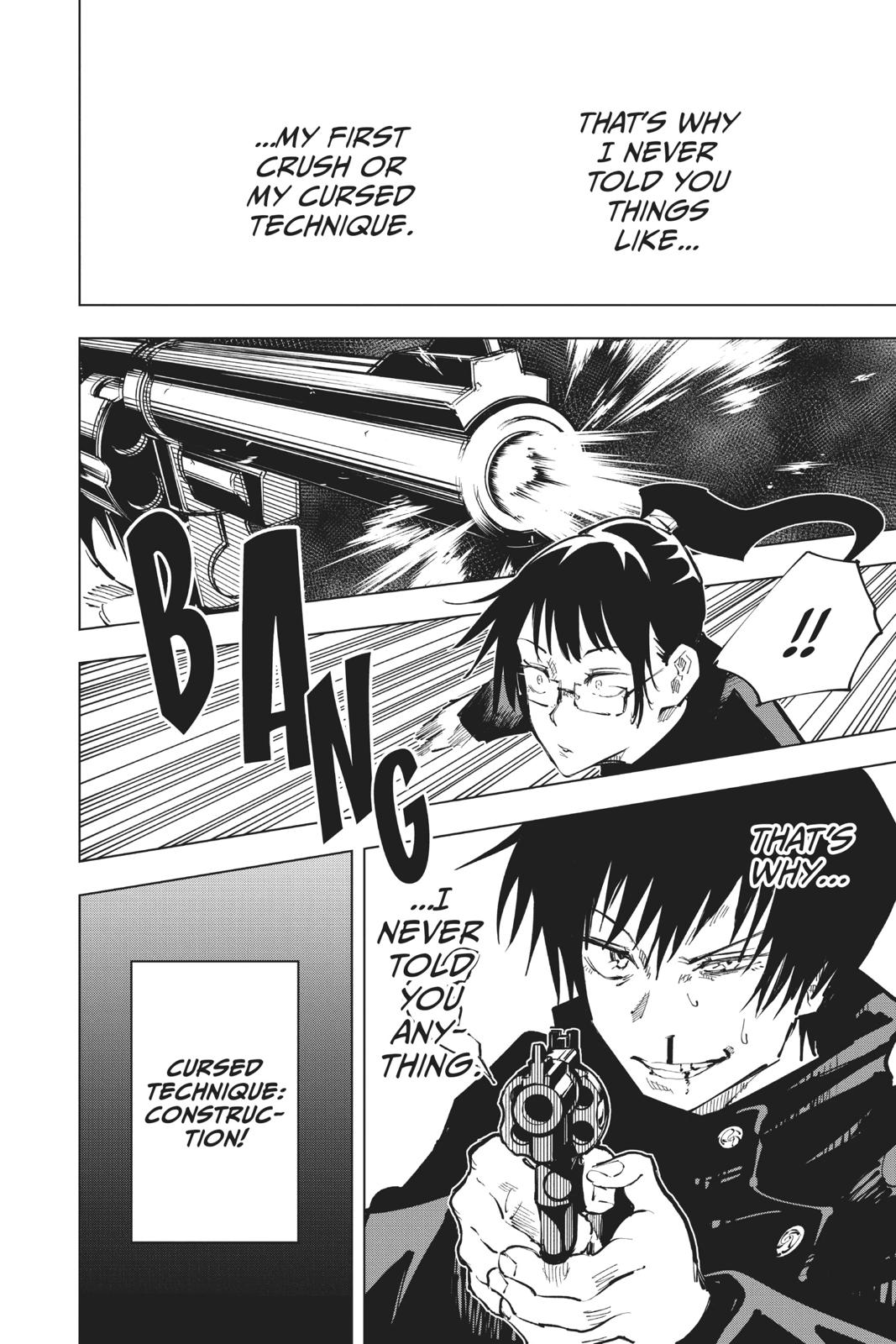Jujutsu Kaisen, Chapter 42 image 012
