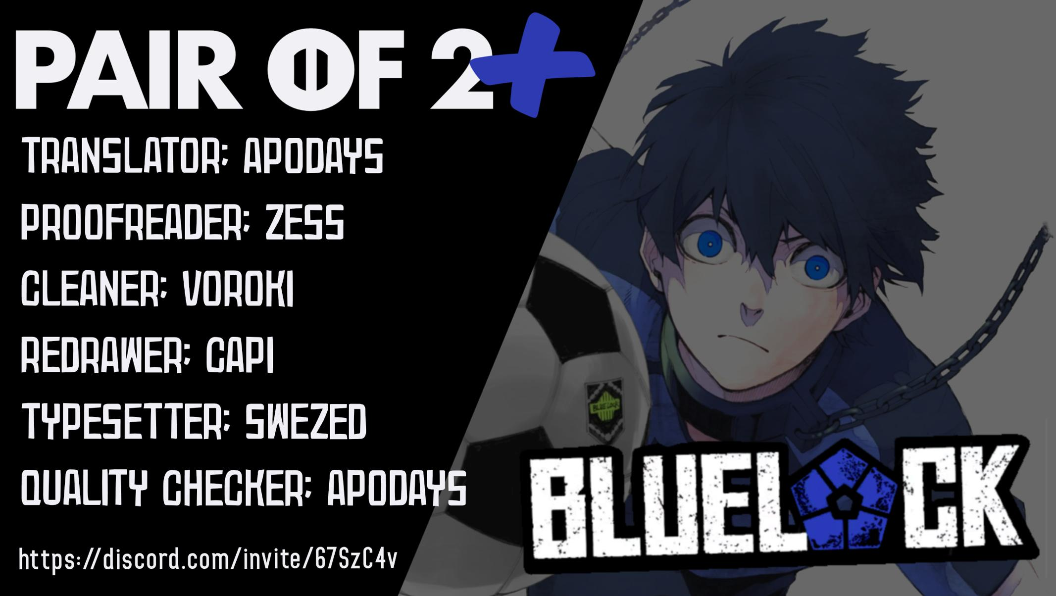 Blue Lock, Chapter 87 image 021