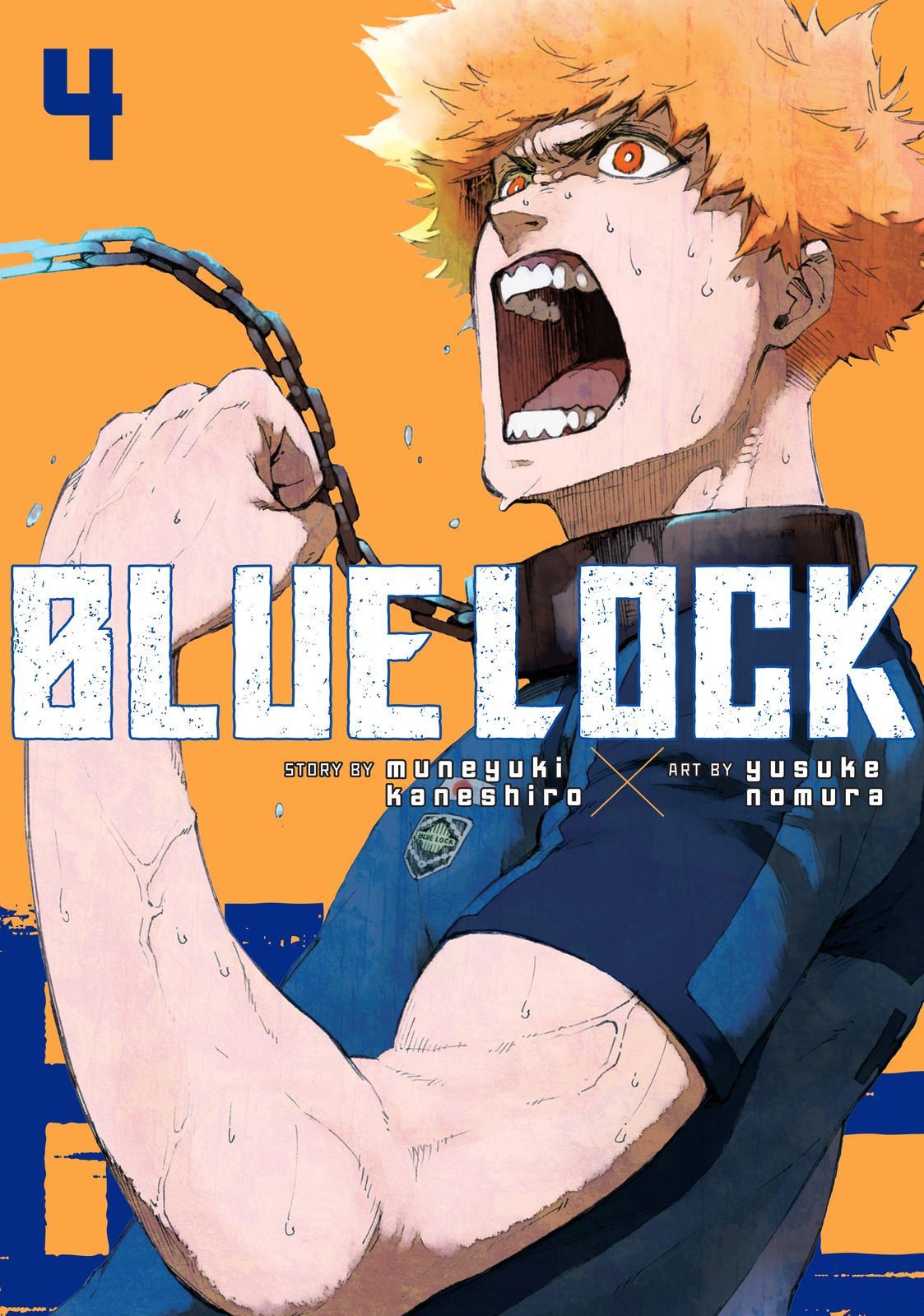 Blue Lock, Chapter 23 image 001