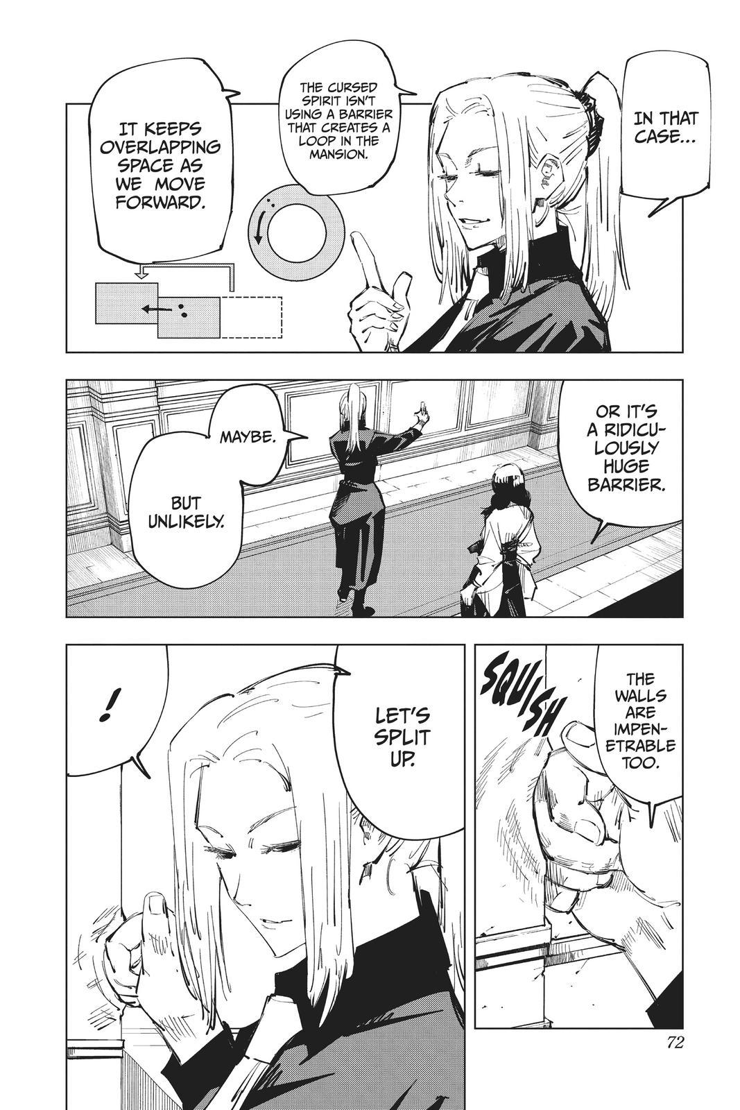 Jujutsu Kaisen, Chapter 65 image 004
