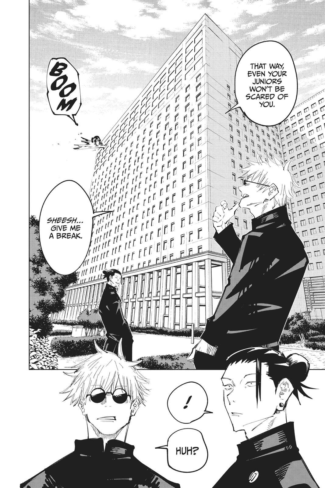 Jujutsu Kaisen, Chapter 66 image 010