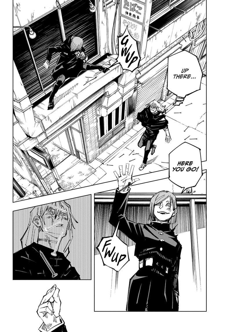 Jujutsu Kaisen, Chapter 123 image 013