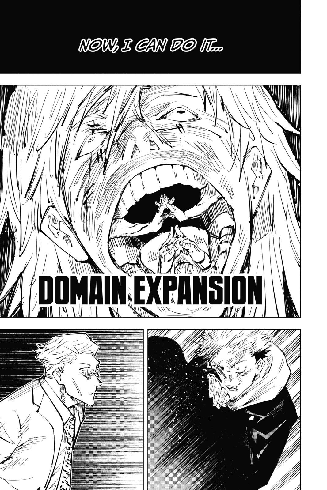 Jujutsu Kaisen, Chapter 29 image 017
