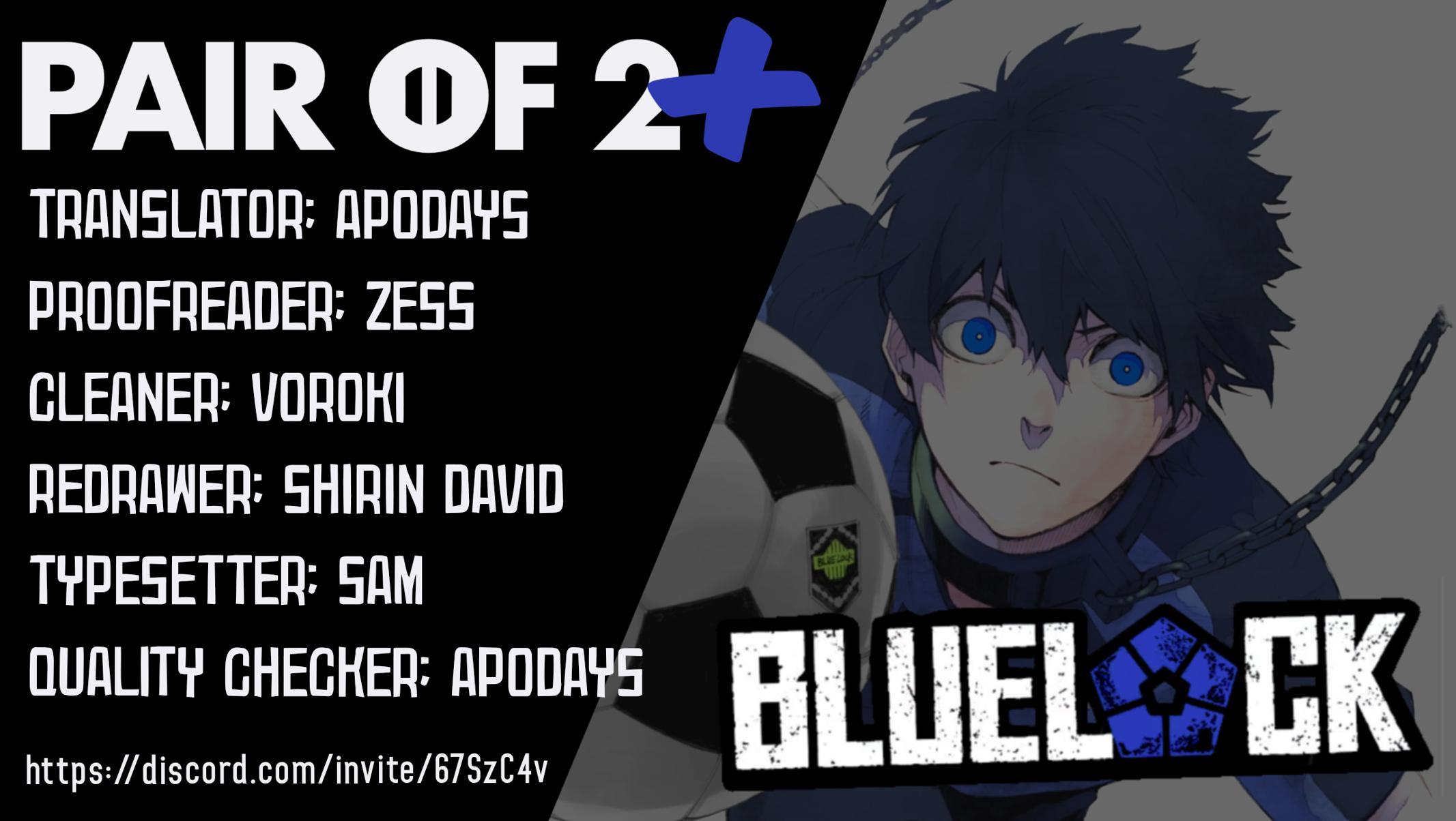 Blue Lock, Chapter 74 image 019