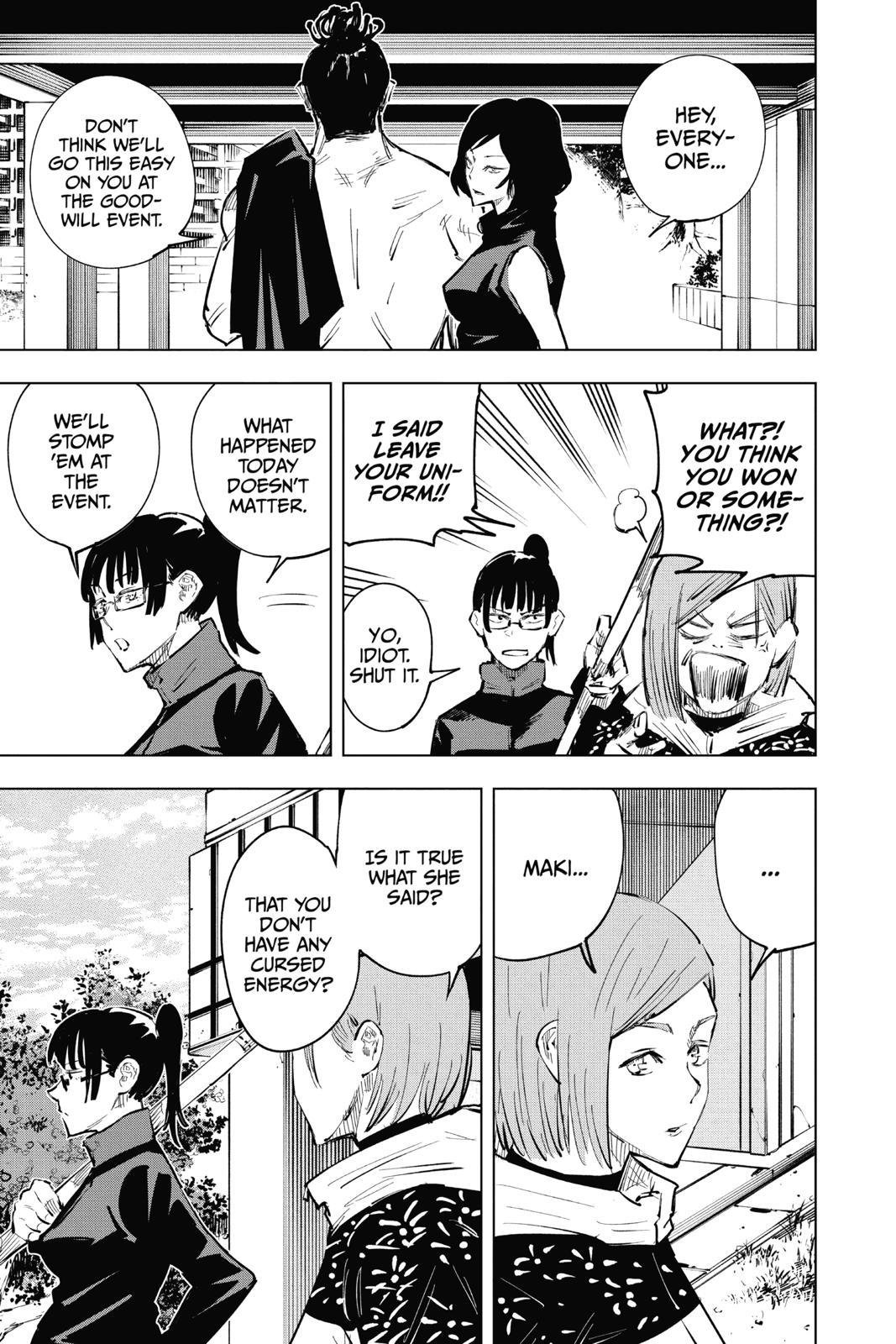 Jujutsu Kaisen, Chapter 18 image 007