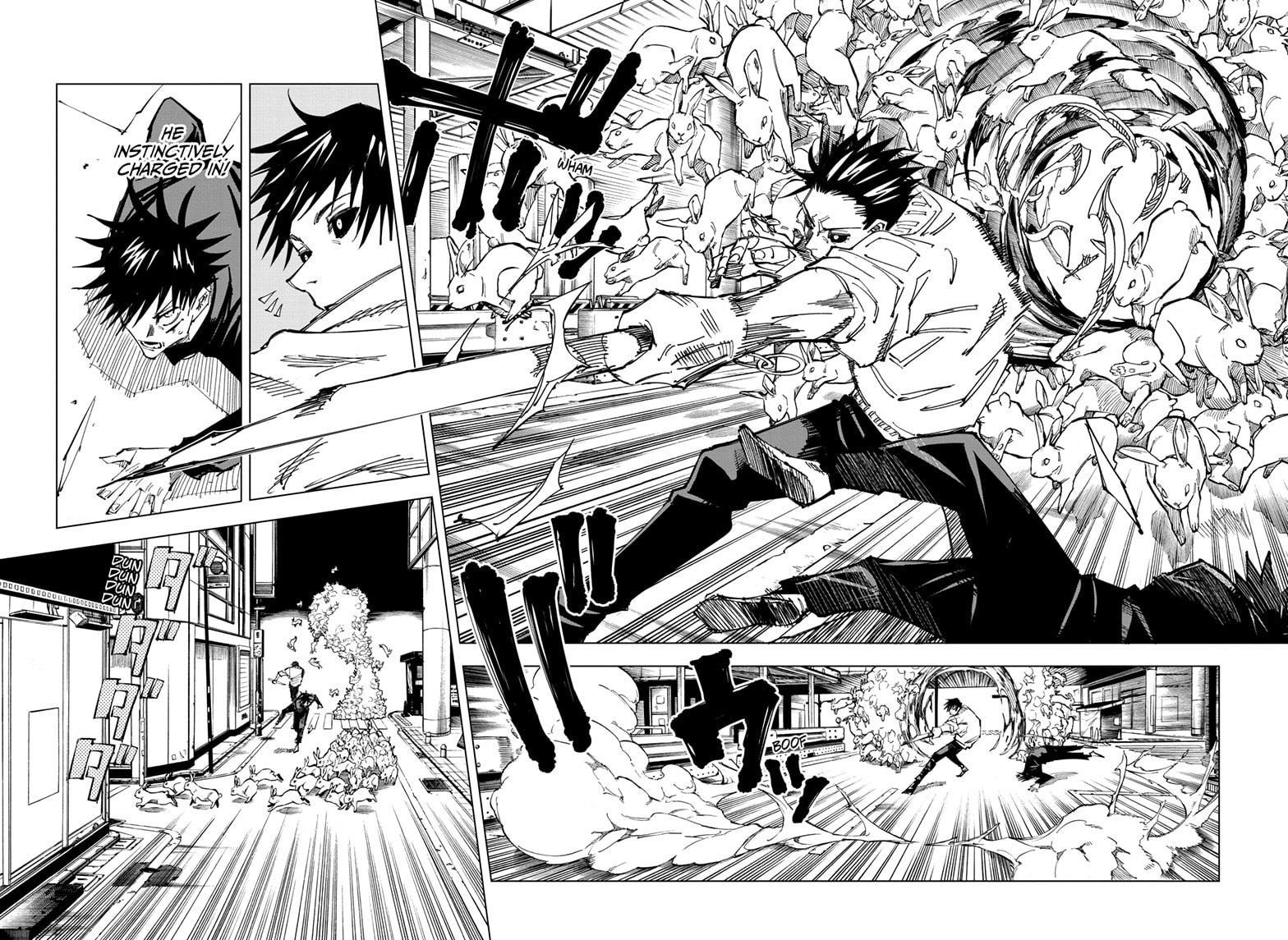 Jujutsu Kaisen, Chapter 113 image 004