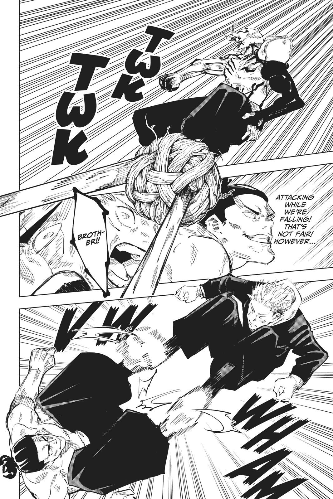 Jujutsu Kaisen, Chapter 49 image 014