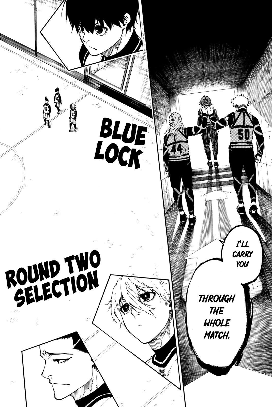 Blue Lock, Chapter 58 image 018