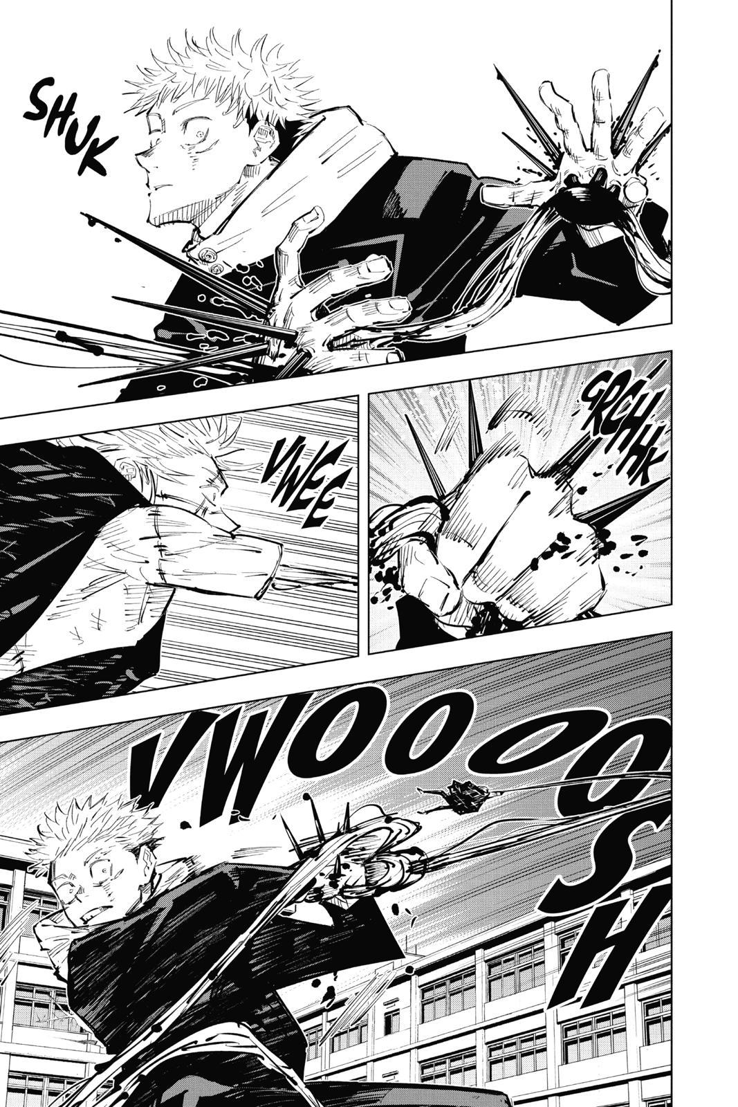 Jujutsu Kaisen, Chapter 28 image 011