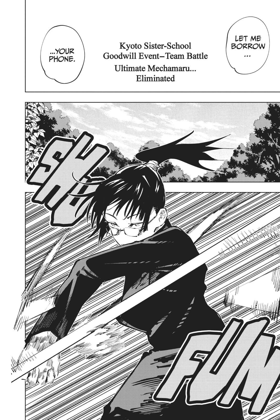 Jujutsu Kaisen, Chapter 39 image 019