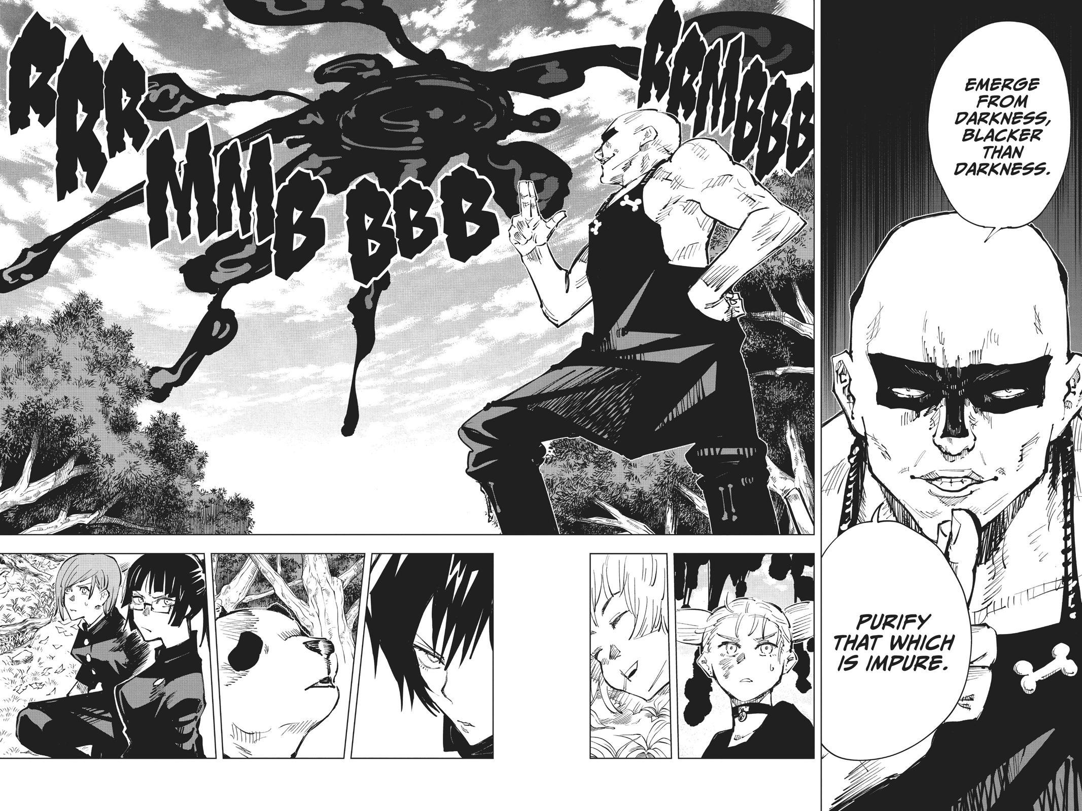 Jujutsu Kaisen, Chapter 45 image 004