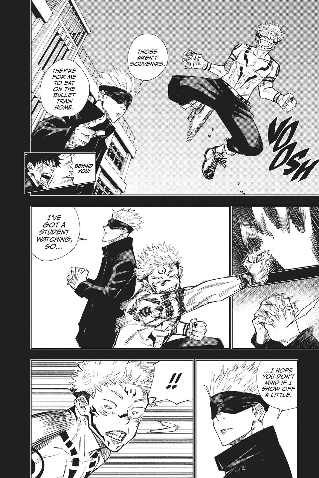 Jujutsu Kaisen, Chapter 2 image 008